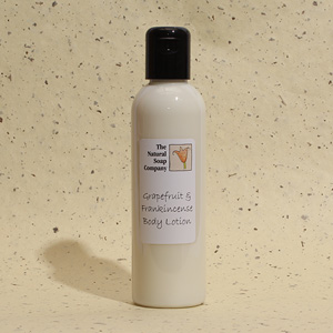 Grapefruit & Frankincense Body Lotion