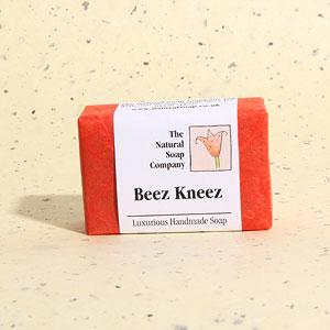 Beez Kneez guest soap, approx 50g