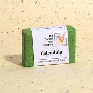 Calendula guest soap, approx 50g