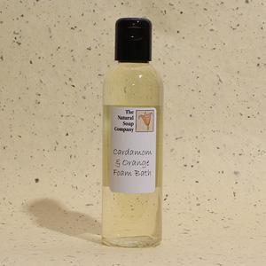 Cardamom & Orange foam bath, 200ml