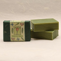 Cedar & Lemon soap bar, approx 100g