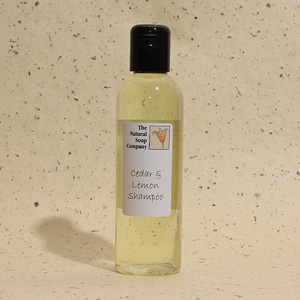 Cedar & Lemon shampoo, 200ml