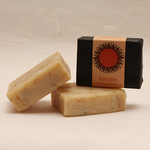 Energise soap bar, approx 100g
