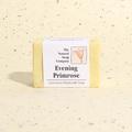 Evening Primrose guest soap, approx 50g