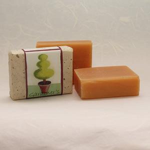 Gardener's soap bar, approx 100g