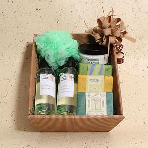 Woodland Gift Basket
