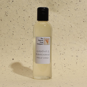 Grapefruit & Frankincense hand wash, 200ml