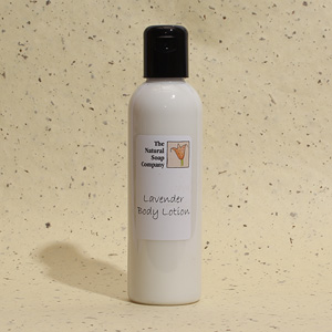 Lavender body lotion, 200ml
