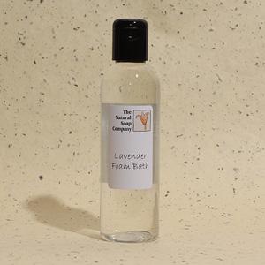 Lavender foam bath, 200ml