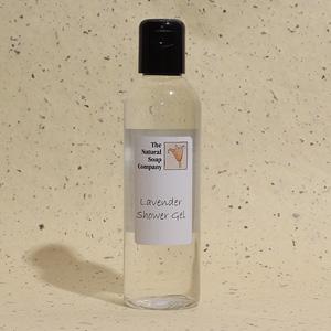 Lavender shower gel, 200ml