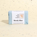 Moody Blue guest soap, approx 50g