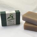 Nettle & Rosemary Shampoo soap bar, approx 100g