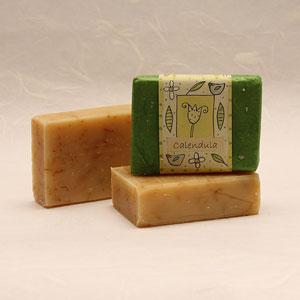Calendula soap bar, approx 100g