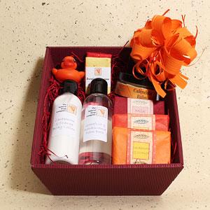 Spice Gift Basket