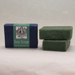 Sea soap bar, approx 100g