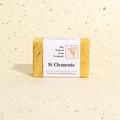 St Clements guest soap, approx 50g